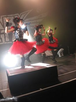 BABYMETAL 44 by iancinerate