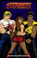 Streets of Rage by DamageArts