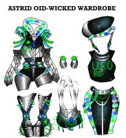 C:Astrid Oid-Wicked Wardrobe by Peanutso-BuTTer