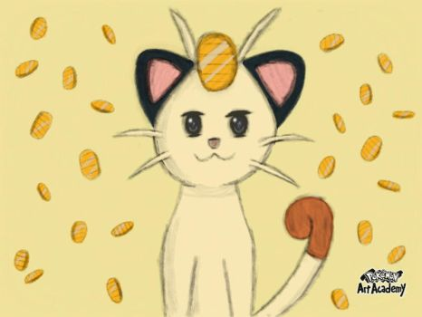 Meowth by GuardGate