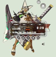 Guity Gear XRD -SIGN- Ramlethal Valentine WinAmp by seraphimax