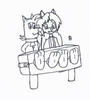 Boys in Stocks by SPATON37