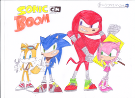 Sonic Boom by sonic4ever760
