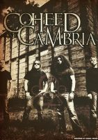 Band Poster Coheed and Cambria by elcrazy