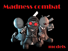Madness combat models by PointPony