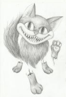 Cheshire cat by Xijalle