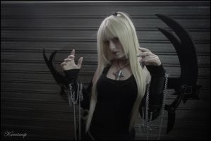 Misa Amane - DEATH NOTE (III) by ExionYukoCosplay