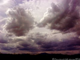 Clouds down to earth... by Despina2108