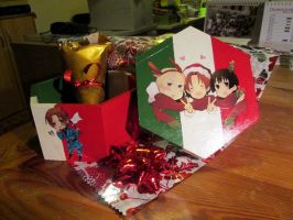 Regalo di Natale APH by maryluis