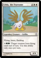 Gilda, the Fearsome by jrk08004
