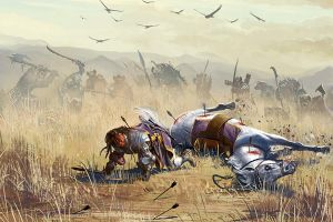 The prey by BenWootten