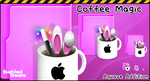 Coffee Magic- Aquave add-on by sketched-dreams