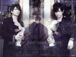 Gackt - ghost by Orihime-Hoshi