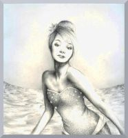Mermaid of aqua lagoon by illogan