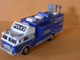 E-one Mobile Command Center by Gatekat