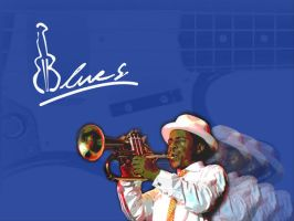 Blues Advertising by besen