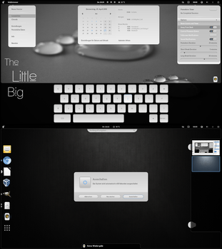 Gnome-Shell: LittleBigMod (2nd) by ConvMe