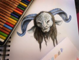 The Faun by smoofay