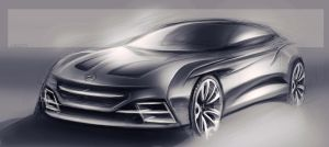 Mercedes Benz Concept 94 by FCD94