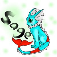 :gift: Sage as  vaporeon by SonilverFanForever