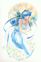 Sailor Mercury by Rincs