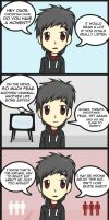 Comic: Fear and Love by yami-joey