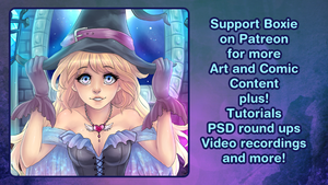 Tutorials and Resources Via Patreon! by Little-Miss-Boxie