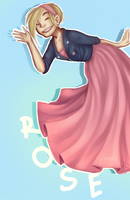 Rose Tyler by Naomi024