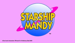 Starship Mandy Logo by Gummibearboy