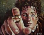 Frodo and the Ring by sullen-skrewt