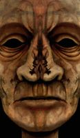Face 3 by DaveWhitlam