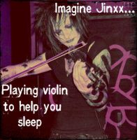 Imagine Jinxx... by RavelynxHorror