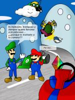 Mario tribute by NeoWolfgang