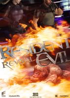 Resident Evil: Revival by terrathunder