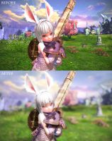 Before After 2 by Sxania