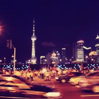 The Bund by mamiia