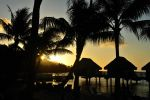 Resort sunset 1 - Moorea by wildplaces