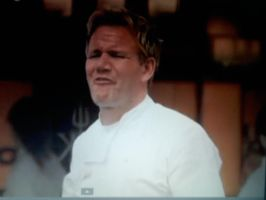 Gordon Ramsay's Derp Face? by TheSkull31