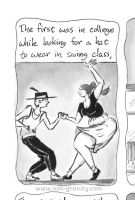 She Always Looked Good in Hats, page 7 preview by nongravity