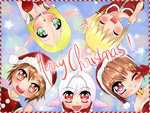 Fantasy Tennis Contest - Christmas by InaIchigo