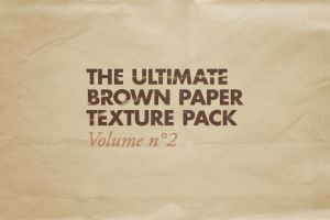 Brown paper texture pack volume 02 by simonh4