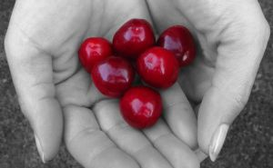 Obligatory Cherries by limelin