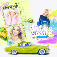 PNG Pack (19) Britney Spears by IremAkbas