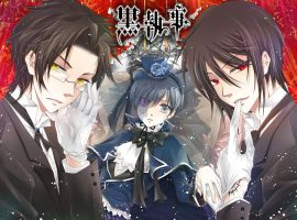 Black Butler by Chun-Kyung