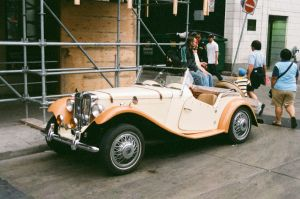 The MG #1 by Neville6000
