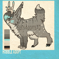 hobble adopt bid by sexy-adoptsXD
