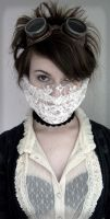 Lace Mask 3 by LadyduLac