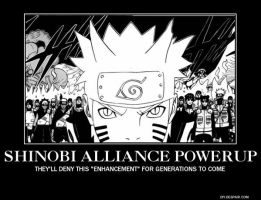 Naruto 617 Motivational Poster by worldends4me