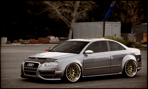 VT: Audi RS4 by compaan-art