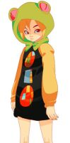 harvey james's girl by pyawakit